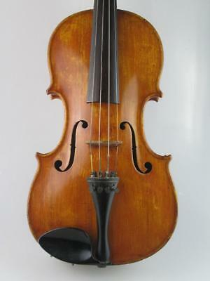 Interesting English Antique 19th Century 4/4 Violin Waghorne Maidstone Kent 1828