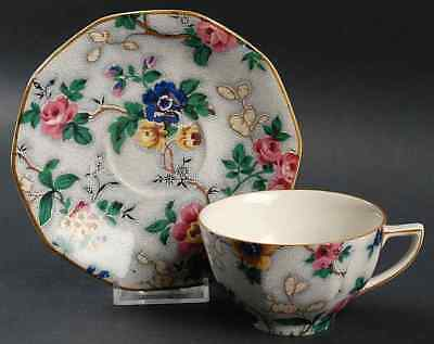 Crown Ducal ASCOT Cup & Saucer 91407