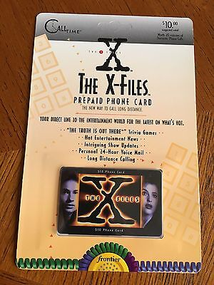 The X Files, Frontier, The word is out and you're on the line