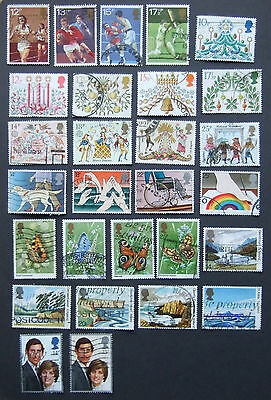 GB - Used sets from the 1980's