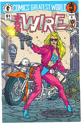 Barb Wire 1 1993 1st appearance VFN/NM Paul Gulacy Dark Horse Comics US comics