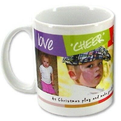 Personalized Custom Photo Logo Ceramic 15oz Coffee Mug Great 4 Any Occasion