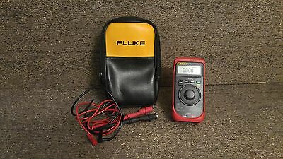 Lightly Pre-Owned Fluke 707Ex Intrinsically Safe Loop mA Calibrator