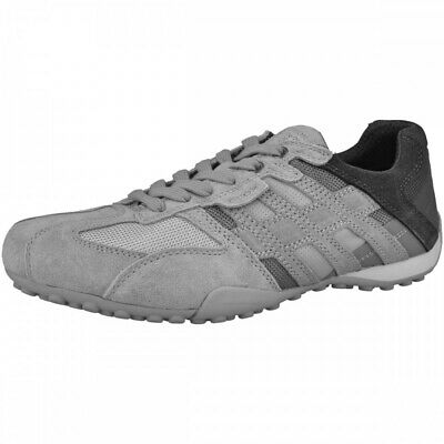 GEOX RESPIRA UOMO Snake E Men Sneakers Trainers Low Shoes