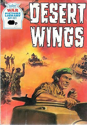 1989 No 220  20179 War Picture Library DESERT WINGS