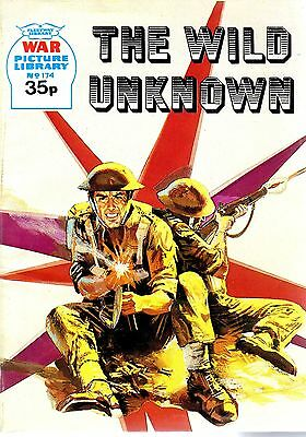 THE WILD UNKNOWN No 174 1988 40237 War Picture Library