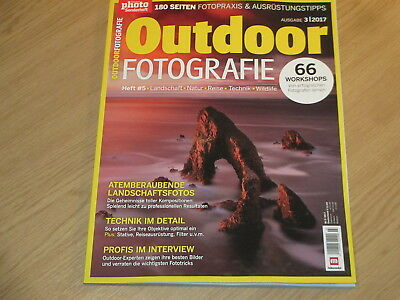 Digital Photo Sonderheft Ausgabe 3/2017-Outdoor Fotografie Heft 5 - 66 Workshops