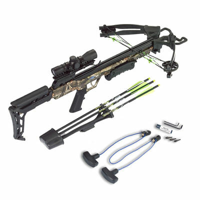 2600 Carbon Express Crossbow X-Force Blade Camo Kit 320fps 20244