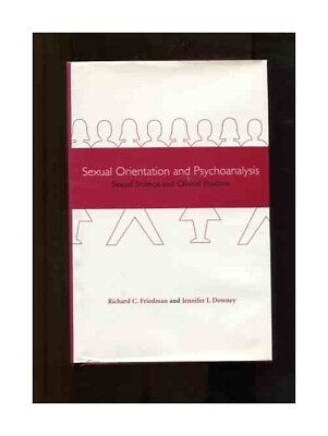 Sexual Orientation and Psychodynamic Psychotherapy - Sexual Science and Clinical