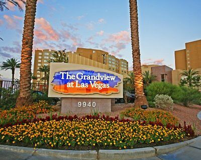 2 Bedroom Lockoff, Grandview At Las Vegas, 61,000 Rci Points, Annual, Timeshare