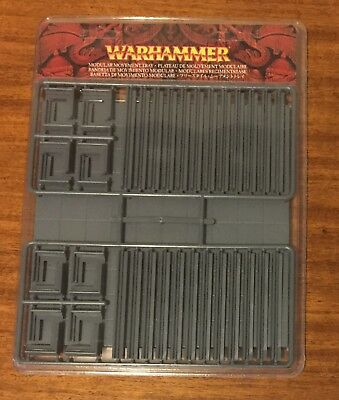 Warhammer Movement Trays New Mint OOP