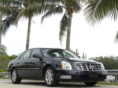 2008 Cadillac DeVille RARE COLORS-FULLY SERVICED-CARFAX CERT-NO RESERVE 08 CADILLAC DTS-FRESH LY SERIVED & INSPECTED-NO ACCIDENTS-RARE COLORS-NO RESERVE