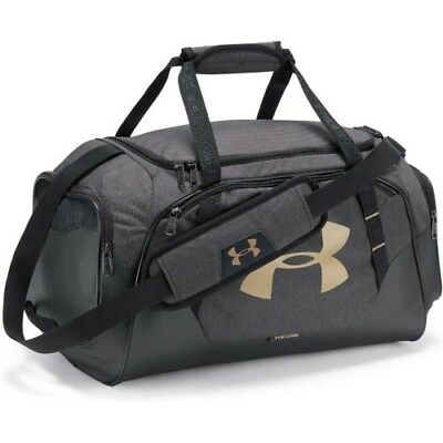 Under Armour Undeniable 3.0 Small Unisex Bag Duffle - Black Metallic Victory