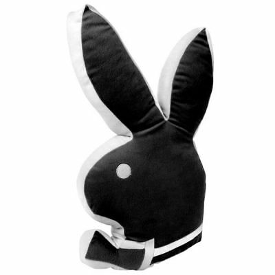 Playboy Bunny Home Pillow Black and White Cushion Comfortable Decorative