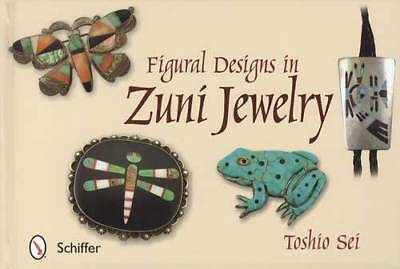 Zuni Jewelry Native American Indian Collector Reference w Artist Info 1940s-70s