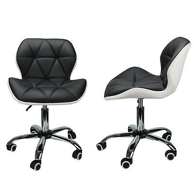 Swivel Computer Desk Office Study Chair PU Leather Adjustable Chair Fashion