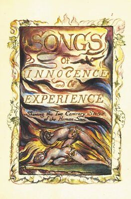 Songs of Innocence and of Experience by William Blake 9781854377296