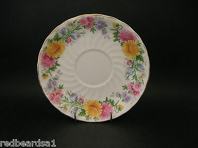 China Replacement Tuscan September Song Vintage Saucer England c1940s F298