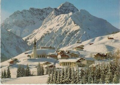 Germany (W) - Winter Sports Arena, Hirschegg (Post Card) 1960's