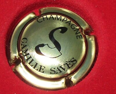Capsule De Champagne Camille Saves