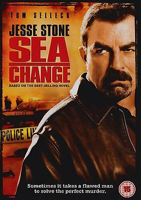Jesse Stone: Sea Change [DVD] *NEU* mit Tom Selleck Alte Wunden Jesse Stone #4