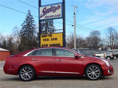 """2013 Cadillac XTS Luxury Collection 2013 Cadillac XTS Luxury Collection Sedan CUE Navigation PanoRoof 19"""" Wheels Wow"""