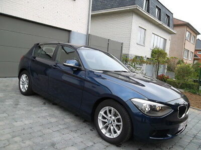 BMW 116 ed Efficient Dynamics // 72.000 KM CAR-PASS !! //