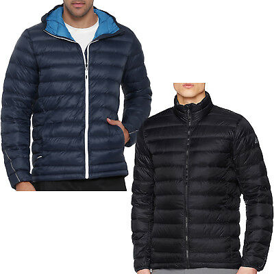 382a6d17a161 ADIDAS PERFORMANCE MENS Light Down Winter Warm Padded Hooded Puffer ...