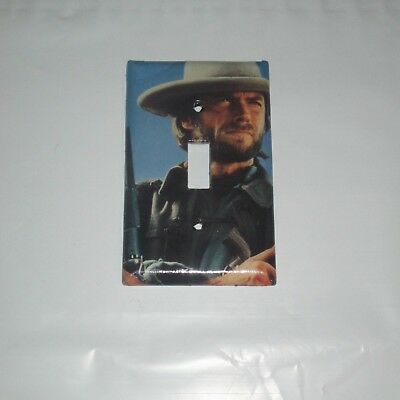 CLINT EASTWOOD Outlaw Josey Wales COWBOY LEGEND Light Switch Cover Plate