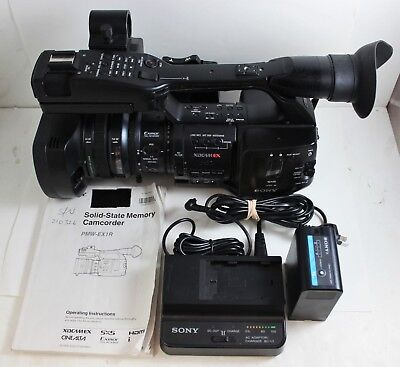 Sony PMW-EX1R XDCAM EX Full HD Solid State Video Camera