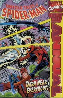 Untold Tales of Spider-Man Annual 1997 VG Stock Image Low Grade