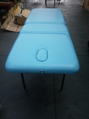 Massage Table Folding Carry Bag & Strap - Adjustable Height/head Etc Comes Sheet