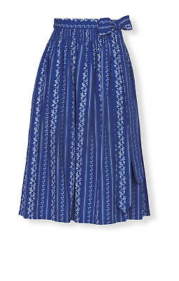 Stockerpoint Traditional Costume Dirndl Apron - SC195 - Royal Midi