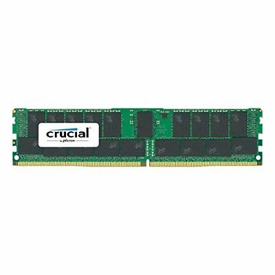 Crucial CT32G4RFD424A DDR4, 32 GB, DIMM, 288-Pin, 2400 MHz, PC4-19200, CL 17, 1.