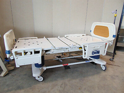 Stryker Secure 3002 Adjustable Hospital Bed - In Good Condition - SR343