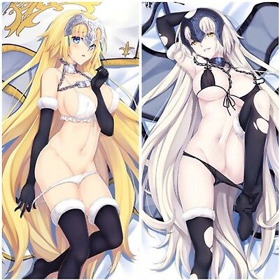 Fate Grand Order Jeanne D'arc Anime Dakimakura 50x150 cm Hugging Pillow K.Bezug