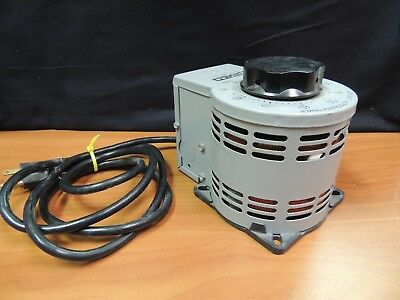 Staco Energy 0-140v 10 Amp 1.4 KVA AC Variable Transformer 3PN1010B