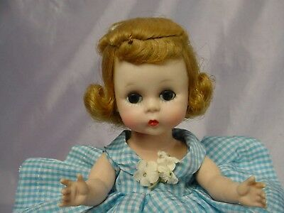 Madame Alexander-kins BKW Blonde Doll Kins 'Wendy at Home' Outfit