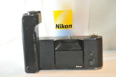 Nikon MD-4 MD 4 Motor Drive for F3HP F3/T F3 P MS-3 working but read