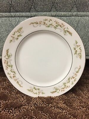 International Silver Co 326 SPRINGTIME Bread Plate FREE SHIPPING