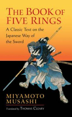 The Book Of Five Rings by Miyamoto Musashi 9781590302484 (Paperback, 2005)