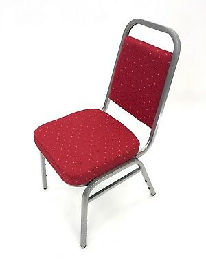ex hire Red Banquet Chairs, Banqueting Chairs, Wedding Chairs, Conference Chairs