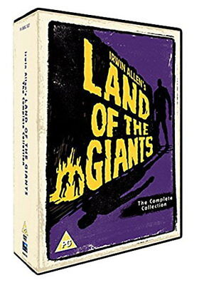 Land Of The Giants - The Complete Collection [New DVD]