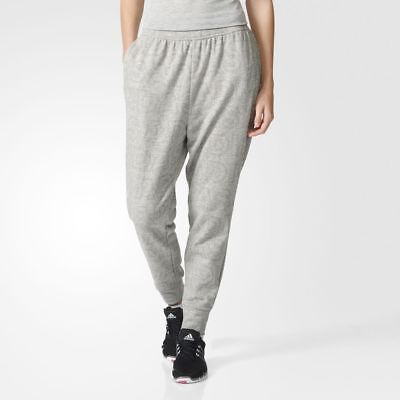 adidas Performance Womens Printed Boyfriend Pants / Joggers rrp£55