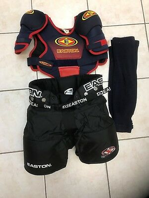 Easton Youth Hockey Gear Size L EUC