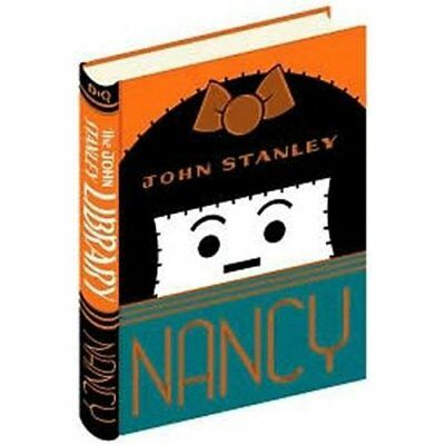 Nancy: v. 1 (John Stanley Library) - Hardcover NEW Stanley, John 2009-07-01