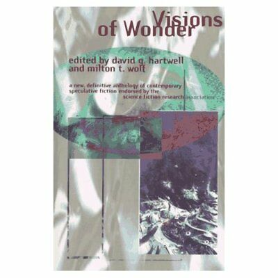 Visions of Wonder: The Science Fiction Research Associa - Paperback NEW David G.