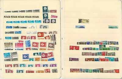 Netherlands & Colonies Collection on 16 Stock Pages, Lot of Nice Stamps