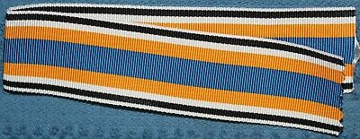 1864  Prussian Alsen Cross  Replacement Ribbon 10 Inches FREE SHIPPING