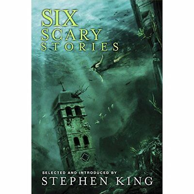 Six Scary Stories - Hardcover NEW King, Stephen 10/07/2018